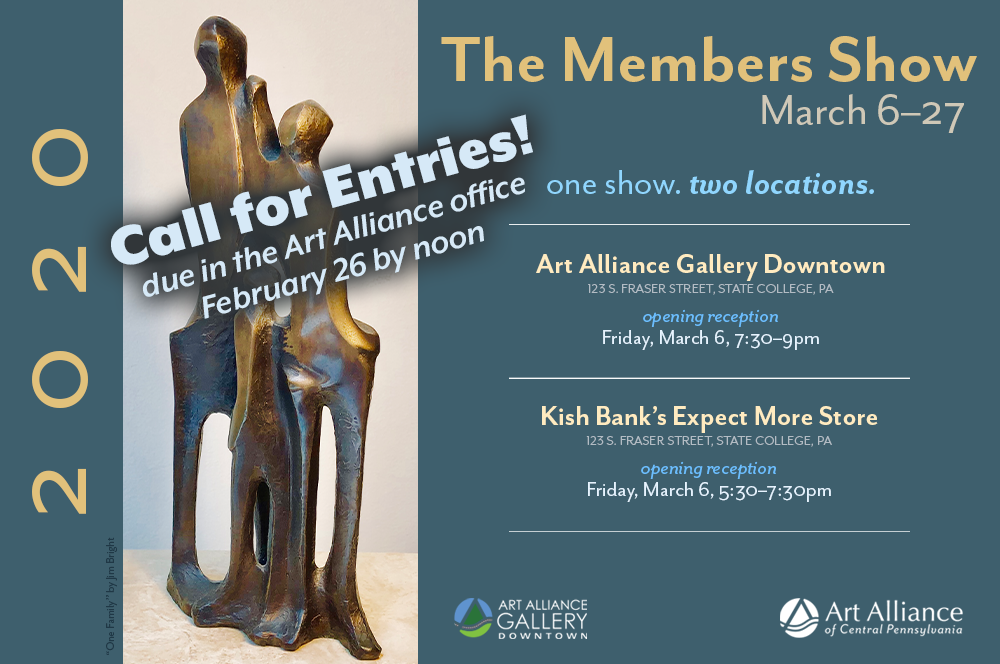 Members Show Call For Entries!