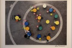 "Lisa Marie Cirincione ""Circles on the Square"""