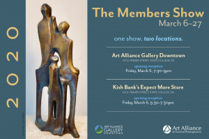 The Art Alliance Members Show at the AAGD