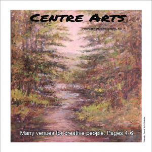Centre Arts cover Feb 20