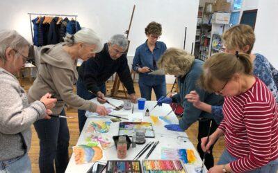 Register for Creative Color in the Landscape Workshop Oct. 29–30