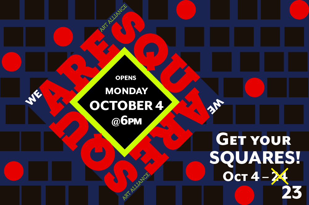SQUARE Show end date change to Oct 23