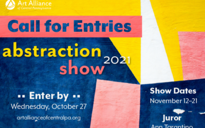 Call for Entries: Abstraction Art Show in November